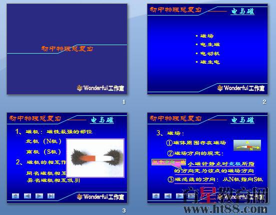 电磁感应现象,发电机,可用于该内容的一轮复习知识点